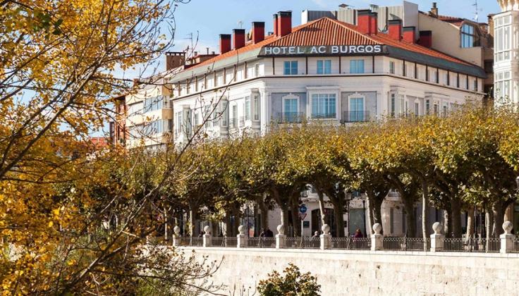 hotel Burgos exterior