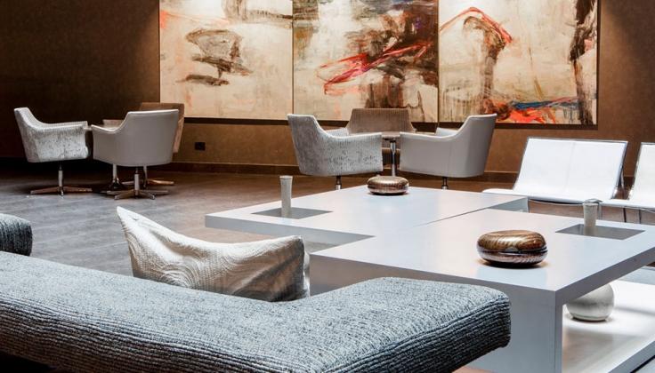Hotel Burgos lounge