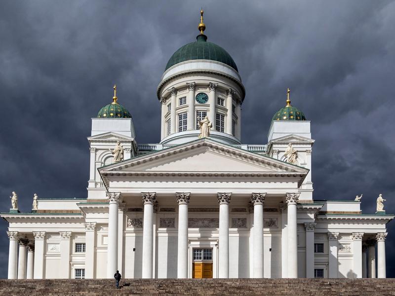 Architectural Wonder of Helsinki