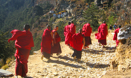 bhutan bhuddism