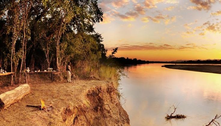 bilimungwe bushcamp scenery