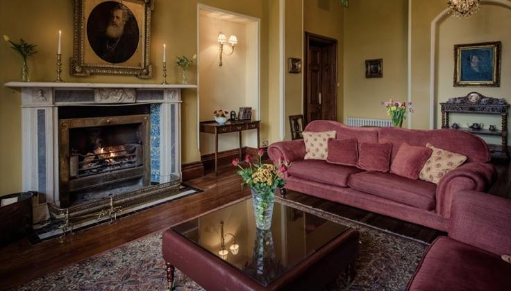 cahernane house hotel lounge