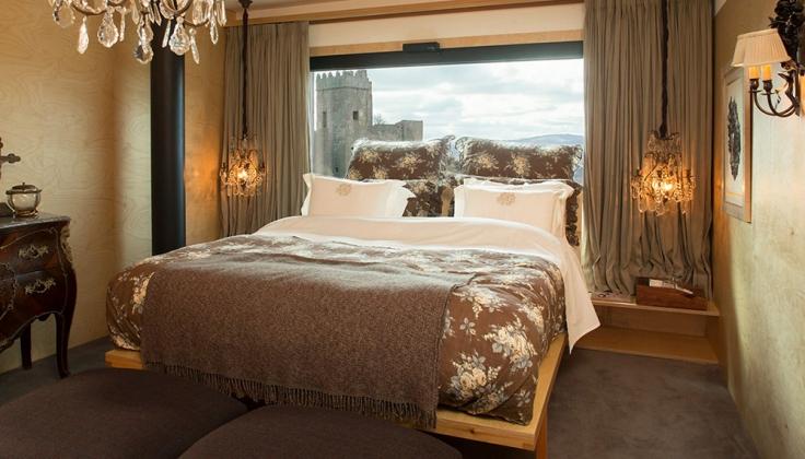 casas de coro bedroom