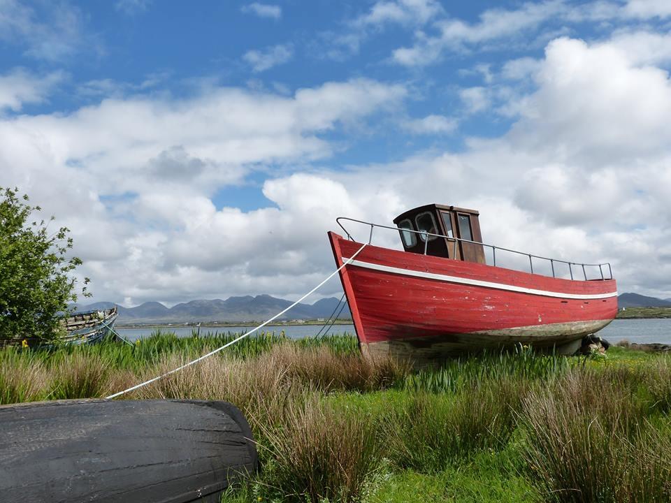 connemara galway bay ireland