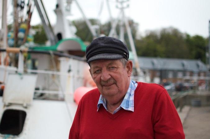Cornwall Fisherman