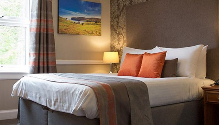 Cuillin Hills Hotel bedroom
