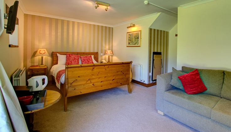Ennerdale Country House Hotel bedroom