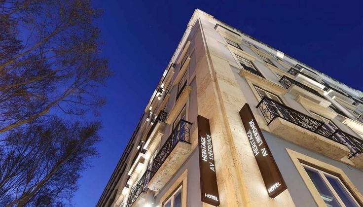 Heritage Avenida Liberdade Hotel exterior