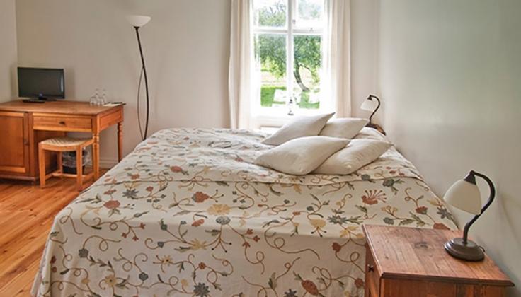 hotel Aldan bedroom