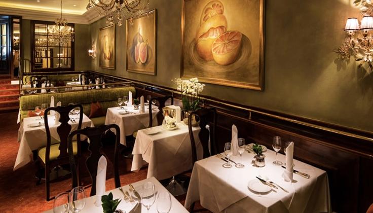 hotel bristol dining