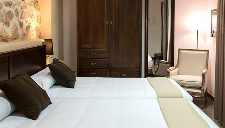 hotel convento bedroom