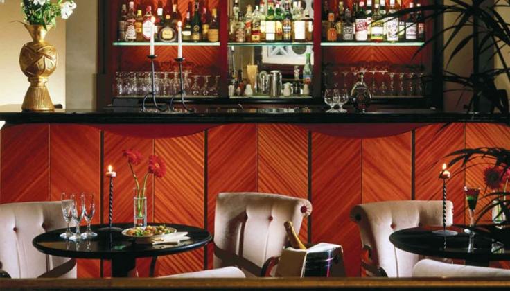 hotel del mellini bar