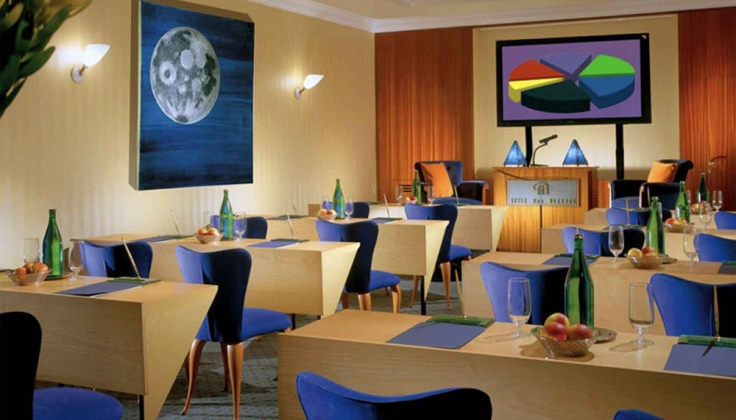 hotel del mellini dining