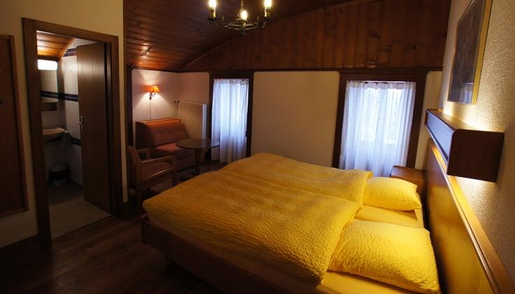 hotel du col de la forclaz room