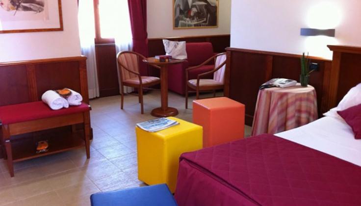 hotel duomo room