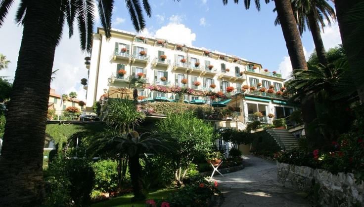 hotel metropole exterior