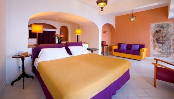 hotel minerva bedroom