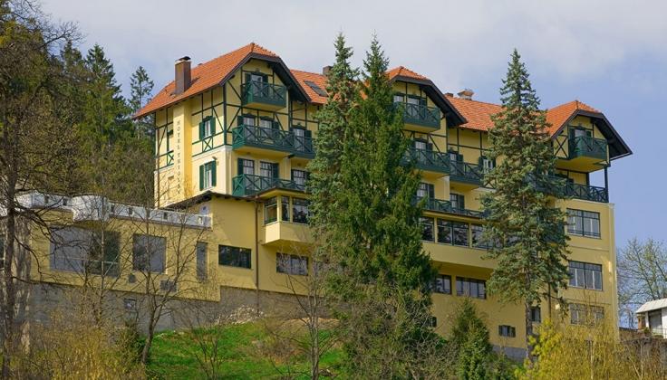 hotel triglav bled exterior