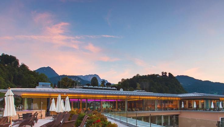 hotel edelweiss deck