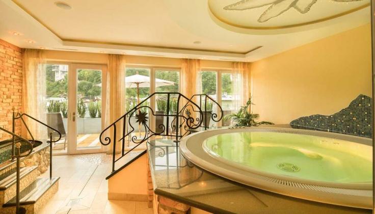 hotel edelweiss spa