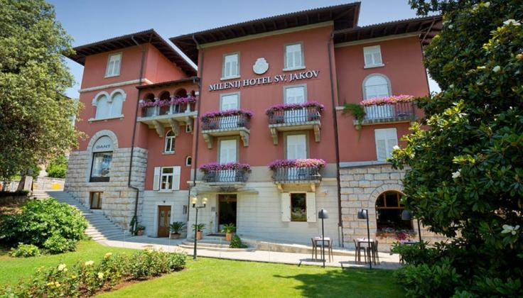 Hotel Sveti Jakov Exterior