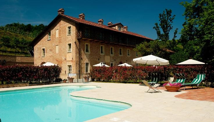 le querce del vareglio hotel pool