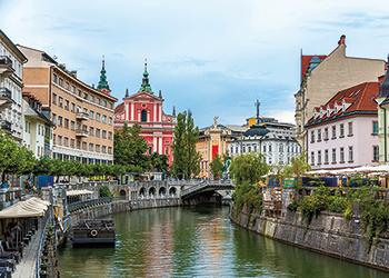 First Trip Central Europe - Slovenia