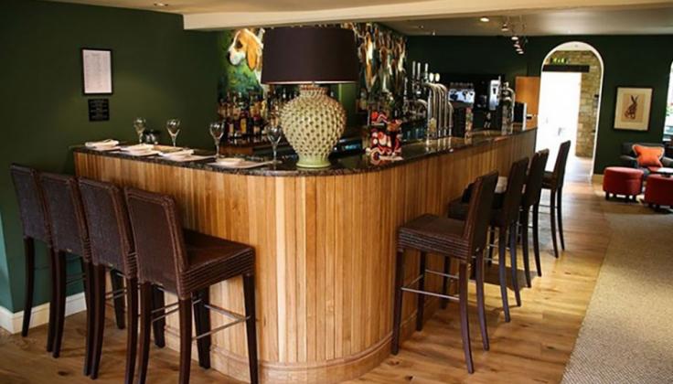 Manor House Hotel bar