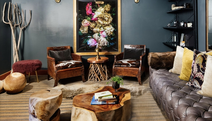 Olema House lounge