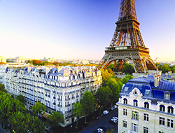 Tour the Eifel Tower