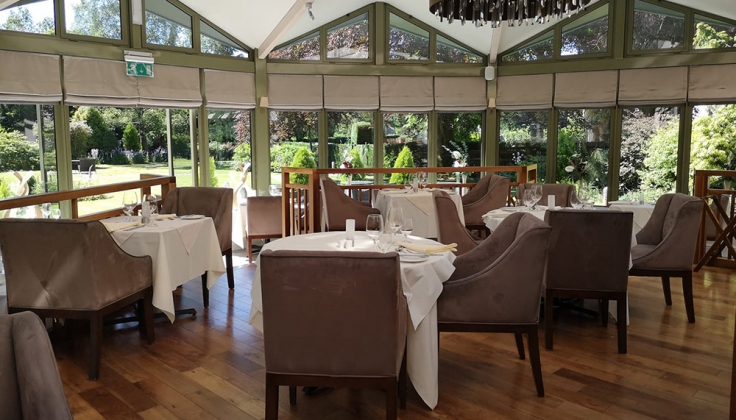 Rothay Garden Hotel dining area