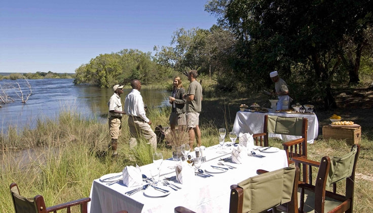 sanctuary sussi chuma bush lunch