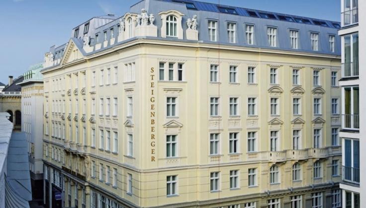 steigenberger hotel herrenhof exterior