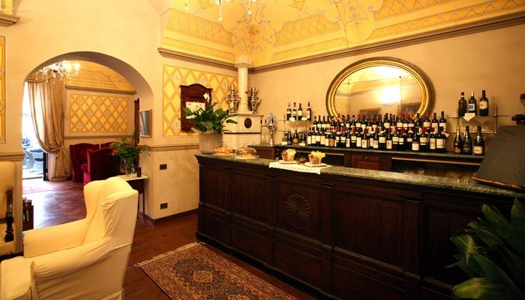 Villa Beccaris Hotel bar