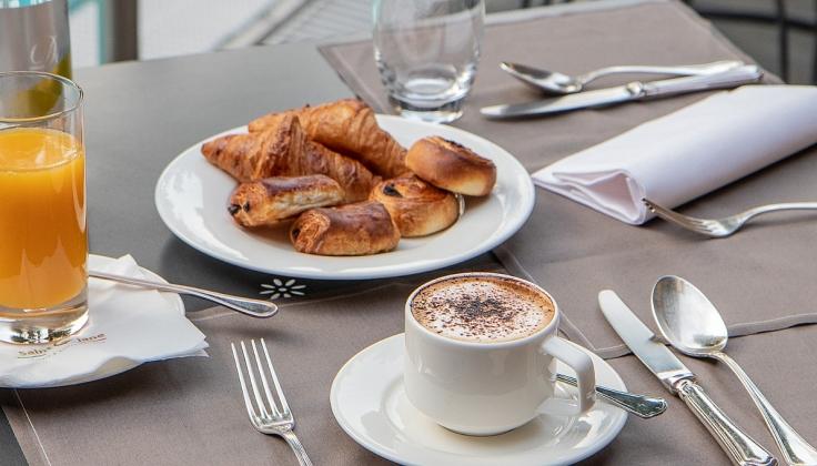 Albergo Le Due Corti - Breakfast