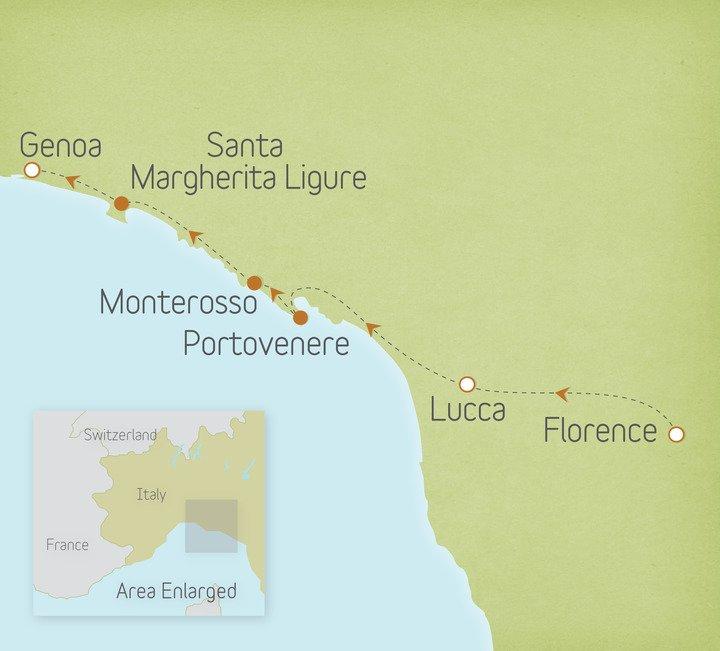 Italy: Portofino & Cinque Terre 4