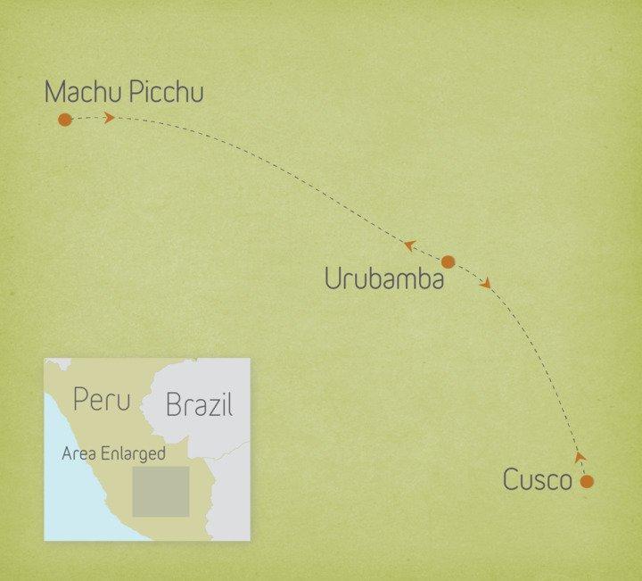 Peru: Cusco, Machu Picchu & the Sacred Valley
