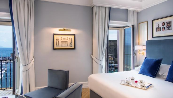 Grand Hotel Santa Lucia - Bedroom
