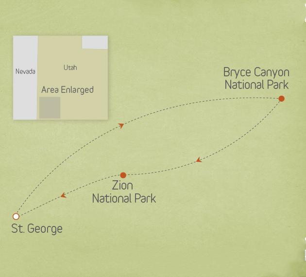 Utah: Bryce & Zion Canyons
