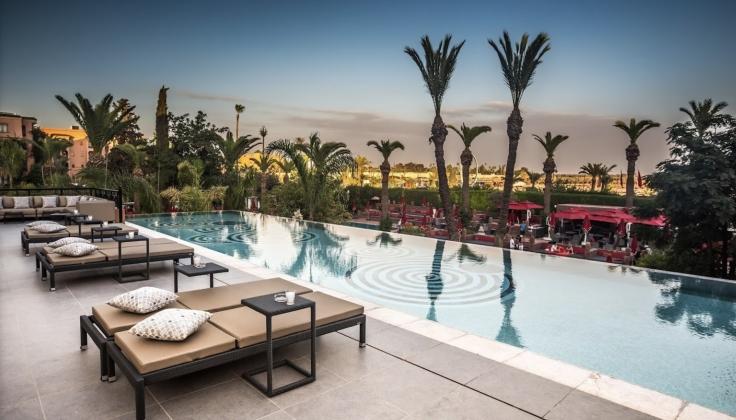 Sofitel Marrakech Lounge & Spa 1