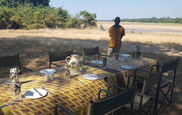 Zambia Safari: Exclusive Camps & Bush Walks