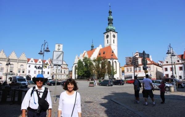 Czech Republic: Vienna to Prague