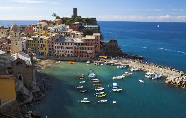 Italy: Genoa & the Cinque Terre