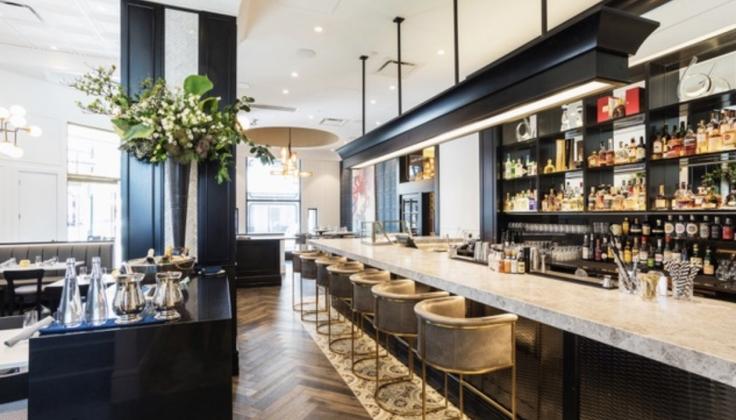 Magnolia Hotel - Bar