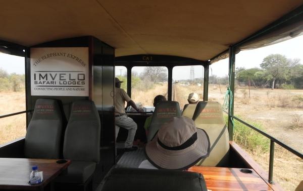 Zimbabwe Safari: Victoria Falls & Undiscovered National Parks