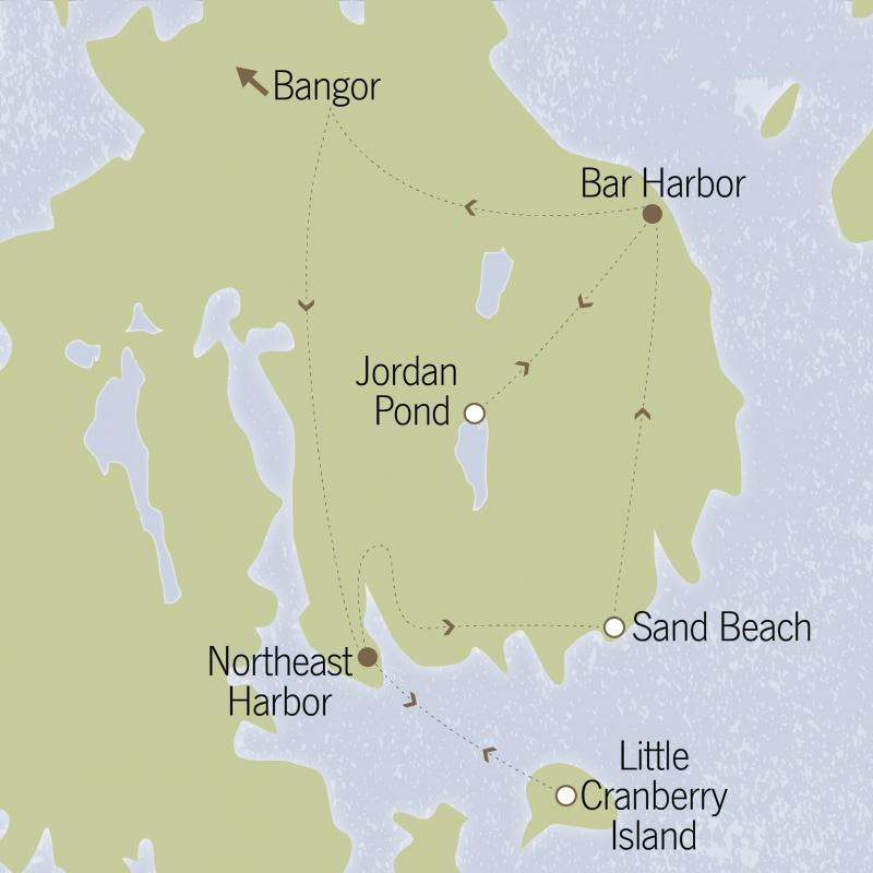 Maine: Acadia National Park 5