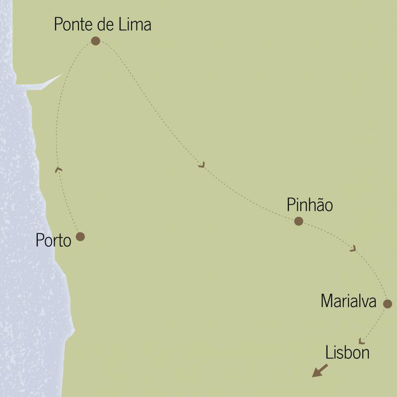Portugal: Minho & the Douro Valley 3