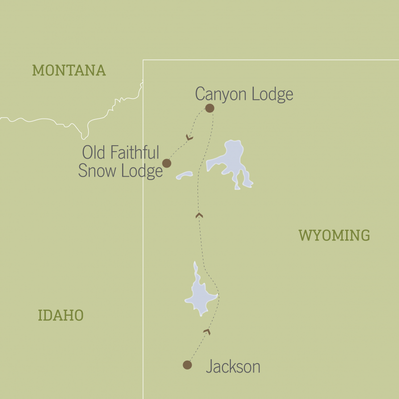 Wyoming: Grand Teton & Yellowstone