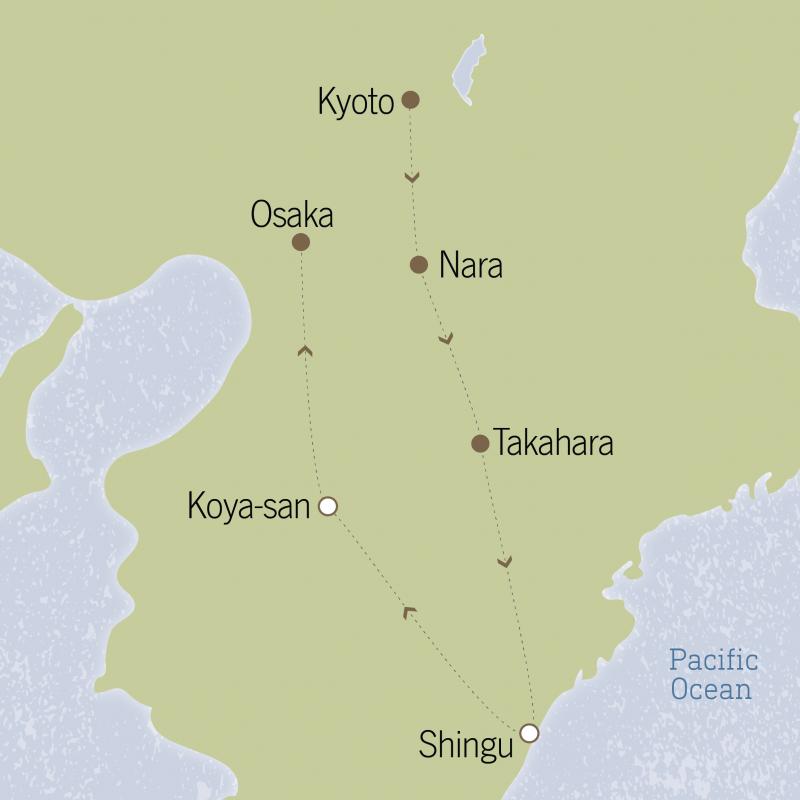 Japan: Kyoto, Nara & the Kumano Kodo 4