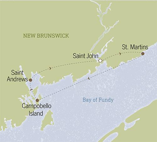 New Brunswick: Bay of Fundy & Campobello Island 17